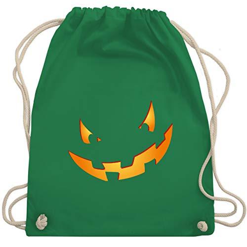 esicht klein Pumpkin - Unisize - Grün - WM110 - Turnbeutel & Gym Bag ()