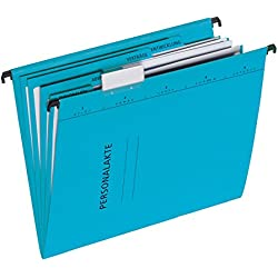 Pagna Personalakte (Hängehefter, für DIN A4, 5-teilig) blau