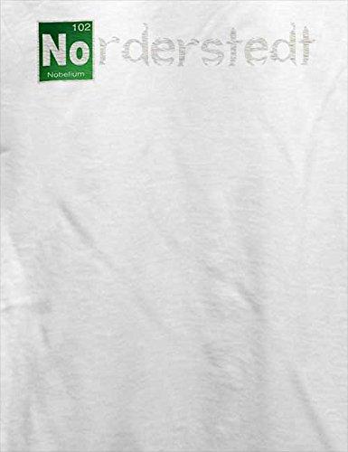 Norderstedt T-Shirt Weiß