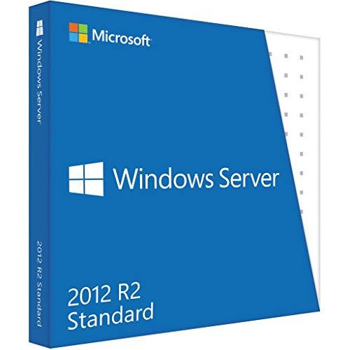 Windows Server 2012 R2 Standard ESD Key Lifetime / Fattura / Consegna Immediata / Licenza Elettronica / Per 1 Dispositivo