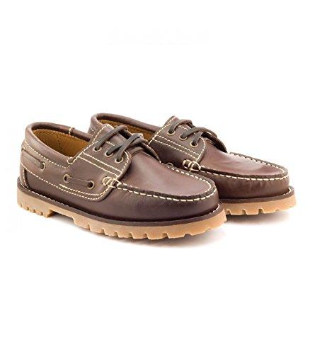 Boni Martin - Chaussures Garçon cuir lacet
