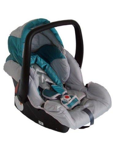 Babyschale Protect von UNITED-KIDS Gruppe 0+ 0-13 kg Kingblue