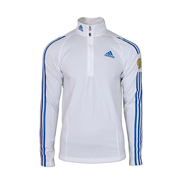 adidas 12 Zip Stand up Russia Skipullover Rolli SkiMania.at