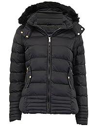 ee7344331 Amazon.co.uk: Brave Soul - Coats & Jackets / Women: Clothing