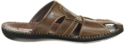Action Shoes Men's Leather Hawaii Thong Sandals