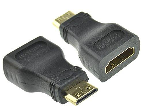 FiveSeasonStuff® Qualità 2Pz HDMI femmina a maschio