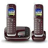 Panasonic KX-TGJ322GR Téléphones Sans fil Répondeur Ecran