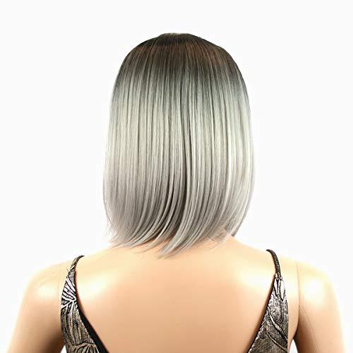 Zoom IMG-2 urembo parrucca con capelli sintetici