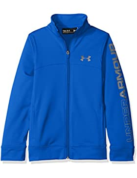 Under Armour Pennant Warm-up Jacket-ubl//GPH–Cazadora con Cremallera para niño, Pennant Warm-up Jacket-ubl//...
