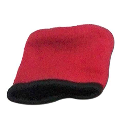 Outdoor Multifunktionale Laufen Radfahren Handgelenk Band Brieftasche Sichere Lagerung Mappen Reißverschluss Handgelenk Ankle Wrap Sport Strap(Rot) Rote Ankle Wrap