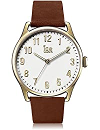 Ice-Watch Time Herrenuhr Digital Quarz mit Lederarmband – 013050