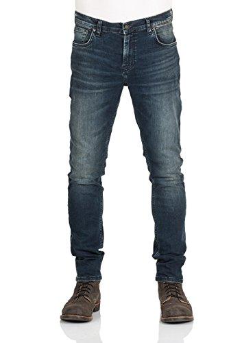 LTB Jeans Herren Skinny Jeans Smarty, Blau (Alpha Wash 51176), W40/L32