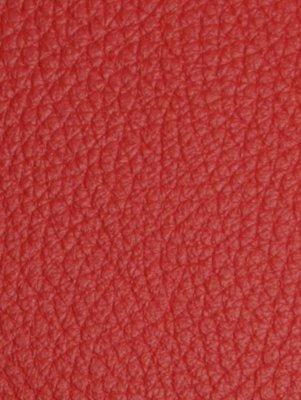 Lucrin - Gancio Appendi Borsa - Pelle Ruvida Rosso