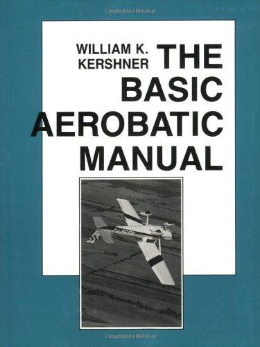 The Basic Aerobatic Manual por William K. Kershner