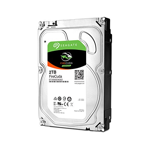 Seagate FireCuda 2 TB 3.5 inch Internal SSHD Hard Drive (64 MB Cache SATA 6 GB/s up to 210 MB/s) Test
