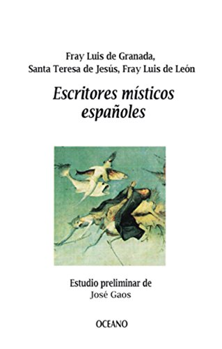 Escritores místicos españoles (Biblioteca Universal) por Varios