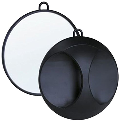 Efalock plastica dello specchio nero