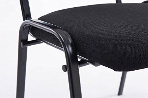 Clp sedia per sala attesa ken xl sedia impilabile con seduta in