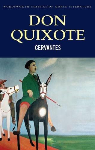 Don Quixote (Wordsworth Classics of World Literature) por Miguel de Cervantes