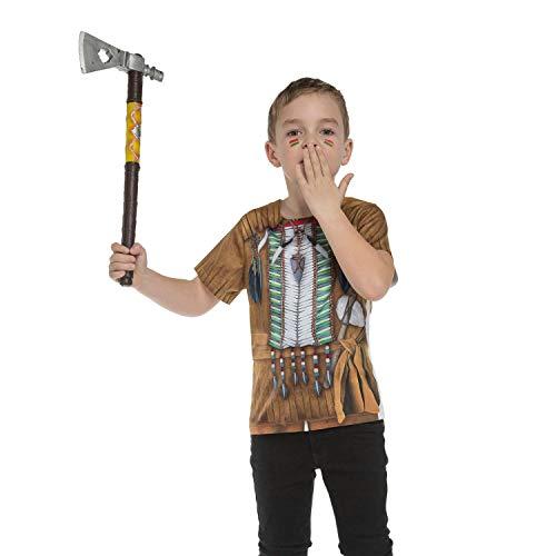 viving Kostüme viving costumes231167indischen Boy Short Sleeve