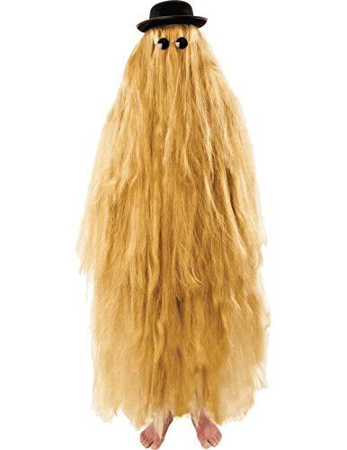 Generique - Haariger-Vetter-Kostüm für Erwachsene blond ()
