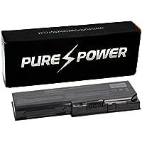 PURE⚡POWER® EXTENDED Batteria del computer portatile per Toshiba Satellite P300-17Q
