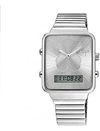 Reloj Tous digital I-Bear de acero con Bolso verano Tous de regalo