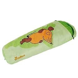 Royal-Beach 46480 - Kinderschlafsack Die Maus, 150 x 65 / 45 cm