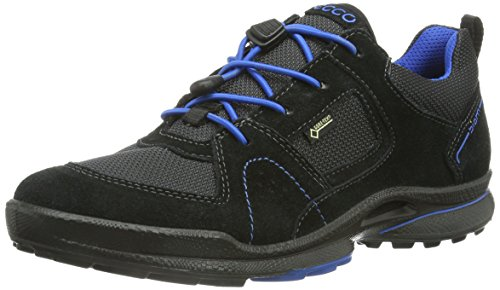 Ecco ECCO BIOM ULTRA KIDS Jungen Sneakers Schwarz (BLACK/MOONLESS-BLACK/DYNASTY 58673)