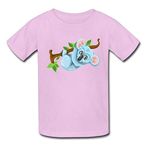 Short Sleeve Toddler Koala For Boys Tee Baby Girl v8nwmN0