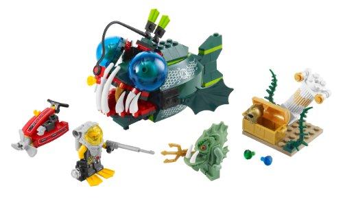 Imagen 2 de LEGO Atlantis 7978 - Ataque al Pescador (ref. 4584112)