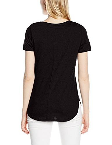 s.Oliver Damen T-Shirt Schwarz (black 9999)