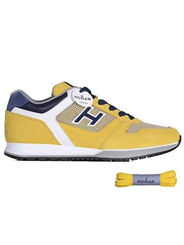 Hogan, Herren Trekking- & Wanderstiefel  gelb gelb 43 EU Gelb