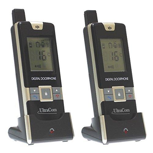 600M Wireless Intercom Handset to Handset