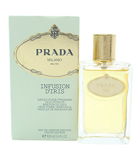 Prada Infusion D'Iris Absolue, Eau de Parfum spray, 100 ml