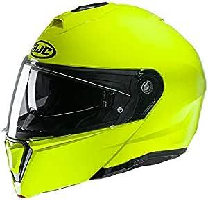 M Grun Fluo HJC Helmets Herren Nc Helmet