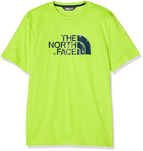 The North TankenUomoLime Face T Shirt GreenXxl 2IEHD9YW