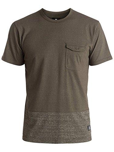 Herren T-Shirt DC Enderlin T-Shirt Fatigue Green