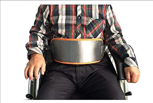 TMIL Sicherheitsgurt Für Rollstuhlfahrer, Gurt Für Bett-Rückhaltesysteme, Gurte Für Medizinische Rückhaltesysteme Verstellbarer Gurt Zum Schutz Von Patienten Ältere Personen Sicherheitslähmungen -