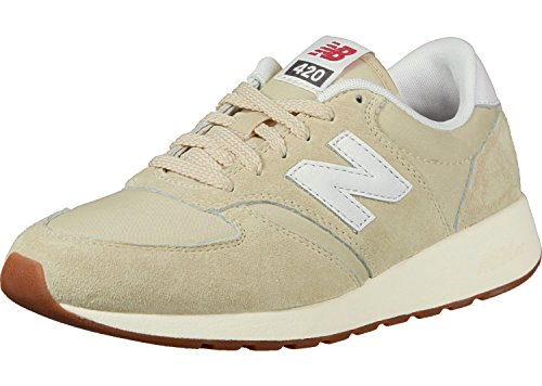 New Balance Wrl420v1, Sneaker Donna Beige