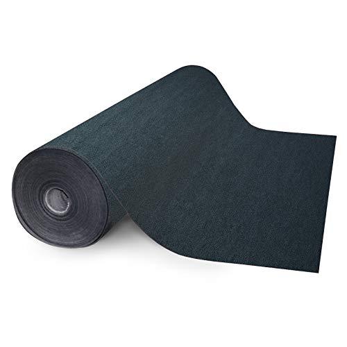 Floori® Nadelfilz Teppich, GUT-Siegel, emissions- und geruchsfrei, wasserabweisend | Größe wählbar (100x200cm)