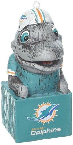 Team Sport Amerika 3ot3816mas Miami Dolphins Maskottchen Ornament