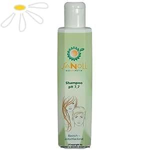 Bio Shampoo pH 7,7 - basisch-entsäuernd 200ml