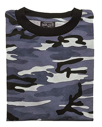 Mil-Tec Leichtes US Army Tarnshirt(Skyblue/4XL)