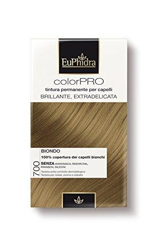 EuPhidra ColorPro Colorazione Ultradelicata colore 700 biondo