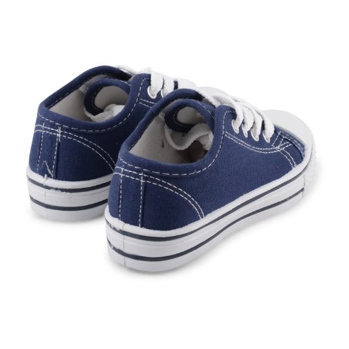 Footwear Sensation , Jungen Sneaker Schwarz schwarz Dunkelblau