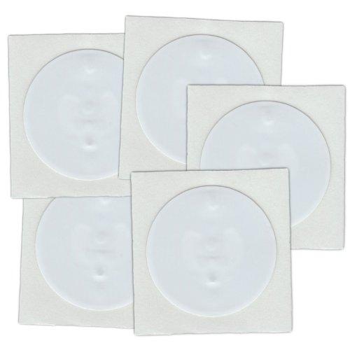 5 NFC Tags sticker , NFC adesivi ,144 byte,25 mm (bianco)