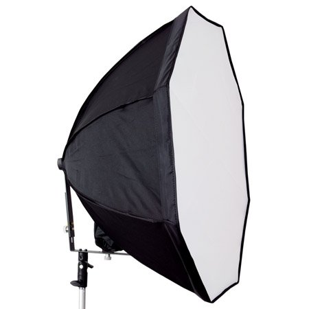METTLE Systemblitz-Set mit Oktagon-Softbox (70 cm)
