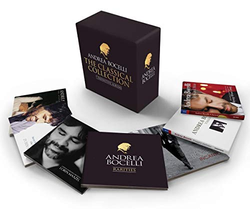Andrea Bocelli - the Complete Classical Albums