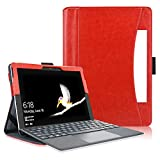 Surface Go Case, Premium PU Leather Tablet Case for New